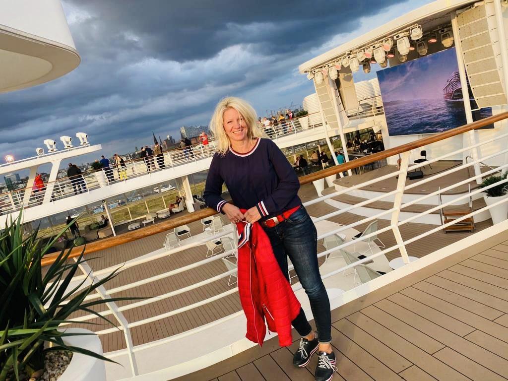 """Reise Team Fürstenau testet """"Blaue Reise"""" an Bord der Mein Schiff 2"""